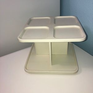 Tupperware Spice Carousel For Modular Mates 2 Tier